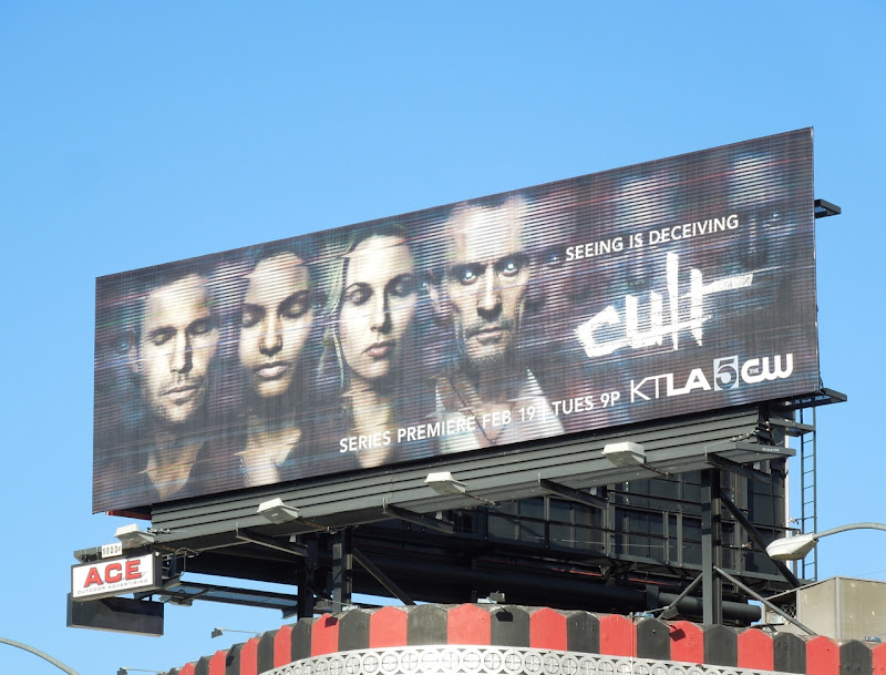 Cult season 1 billboard