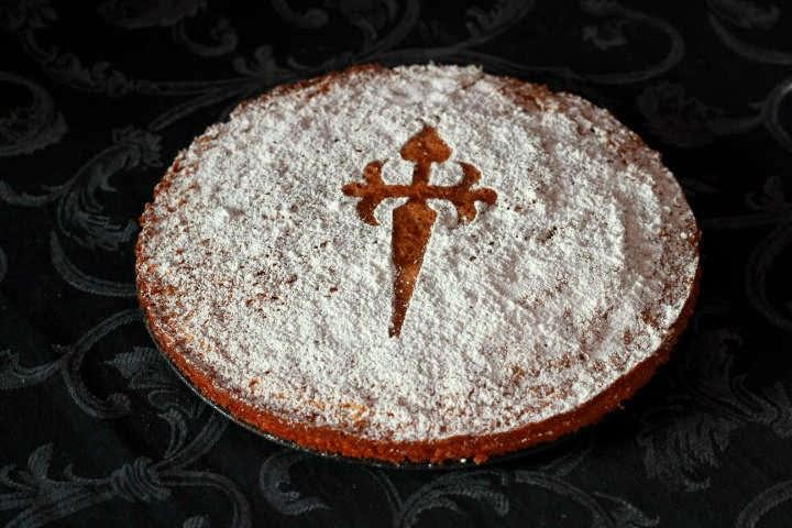 como hacer tarta de santiago