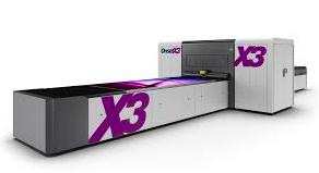Endüstriyel UV Baskı makinesinde Bir marka, FujiFilm ONSET X3 !