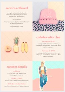 Mudahnya Membuat Blogger Media Kit Menggunakan Canva