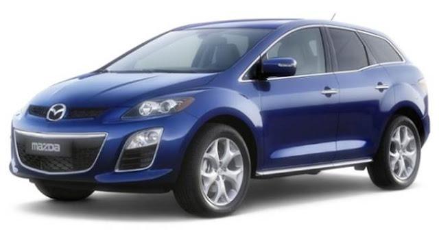 2018 Mazda CX 7 Redesign, Release Date