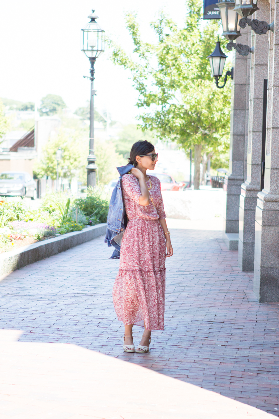 summer style, petite fashion, mididress, target style, who what wear, womenswear, lucky brand, madewell, petite blogger, personal style, weekend style