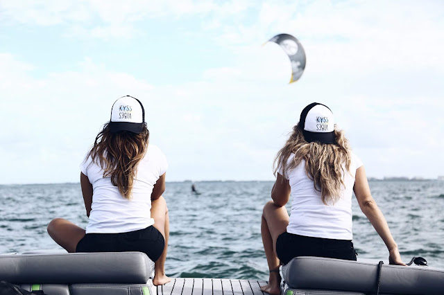 Kite Surf instruction Miami Kyss Vibes