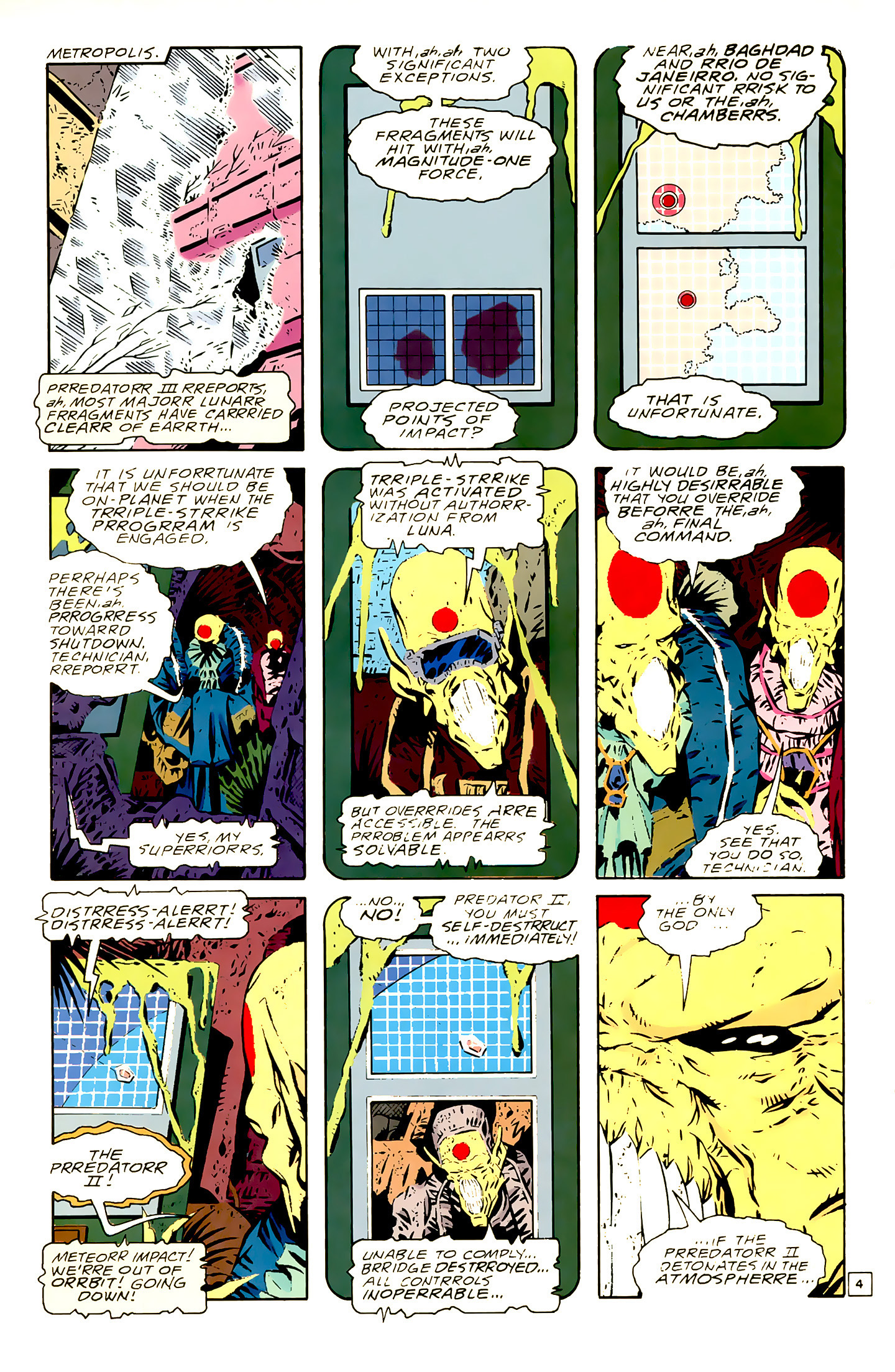 Legion of Super-Heroes (1989) 19 Page 4