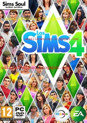 The Sims 4 (2014) (Ru/Multi) v1.0 Deluxe Edition PC Game ...