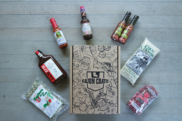 The Cajun Crate for September