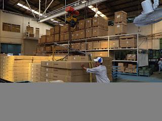 Băng tải khu công nghiệp vsinp quãng ngãi