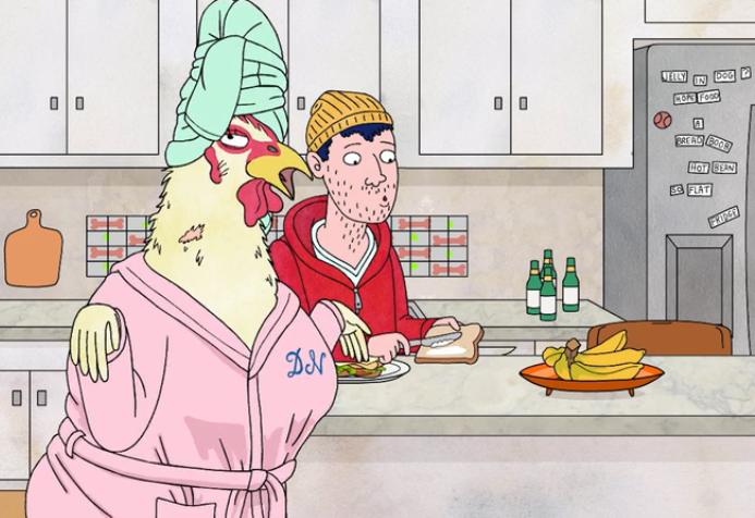 Todd, Bojack Horseman, Netflix