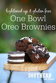 One Bowl Oreo Brownies Recipe