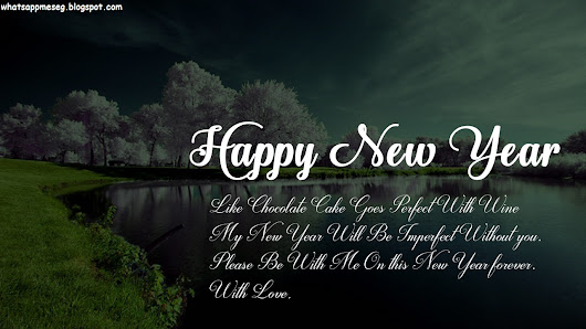 Happy-New-Year SMS-Messages for Whatsapp
