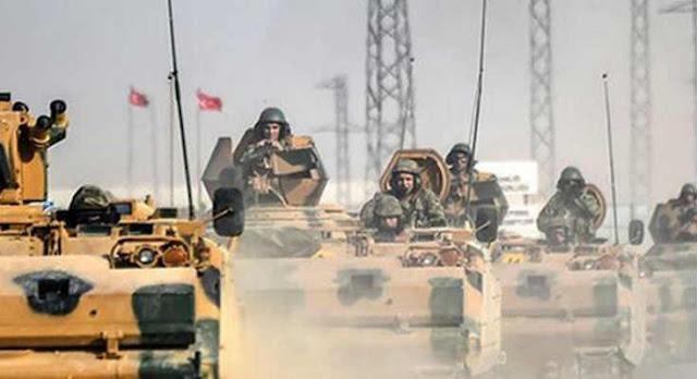 Γιατί θα αποτύχει το σχέδιο Ερντογάν στη Συρία