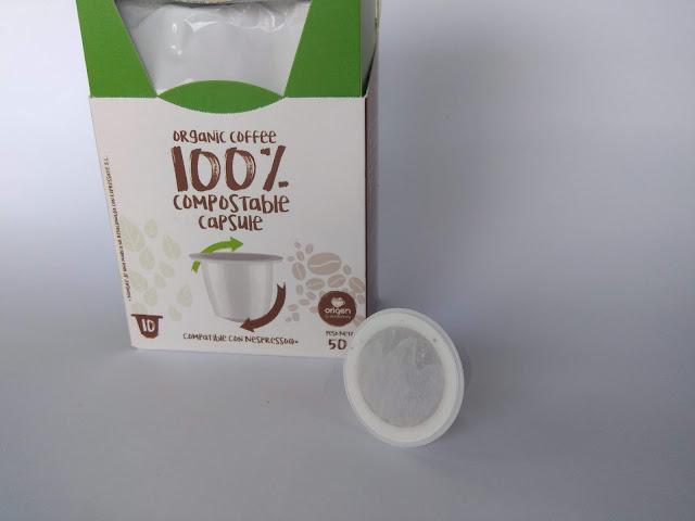 Origen & Planet Cápsulas café 100% compostables