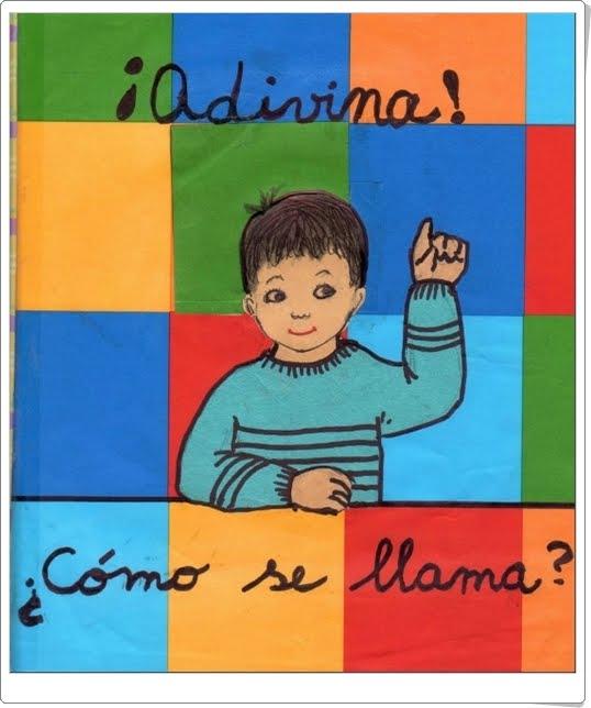 """""""¡Adivina! ¿Cómo se llama?"""" de Sigrid Boye Espinoza (Libro de Adivinanzas)"""