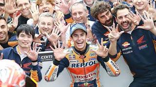 Klasemen Sementara MotoGP 2017 Pasca Seri Sachsenring Jerman