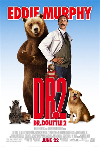 Dr. Dolittle 2 2001 Dual Audio Hindi 720p BluRay 800mb