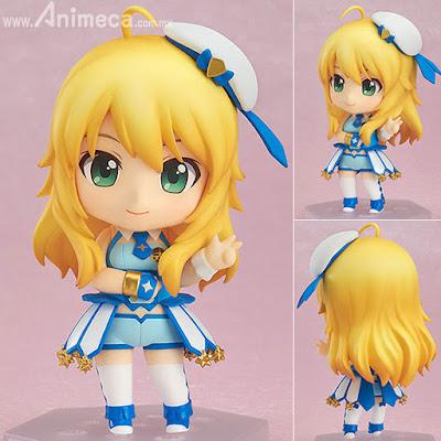 Figura Miki Hoshii Twinkle Stars Co-de Nendoroid Co-de THE IDOLM@STER Platinum Stars