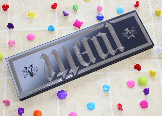 Kat von D Metal Matte Eyeshadow Palette review