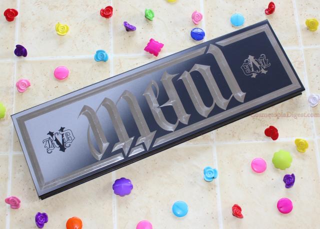 Kat von D Metal Matte Eyeshadow Palette review