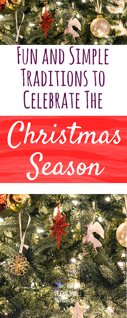 Looking for some Christmas celebrations that are worth turning into traditions? Today on The Peculiar Treasure, I'm sharing 9 of my favorites! #faith #christmas #traditions