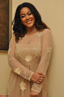 Mumaith Khan in Beig Skin Colored Anarkali Dress at Kalamandir Foundation 7th anniversary Celebrations ~  Actress Galleries 026.JPG
