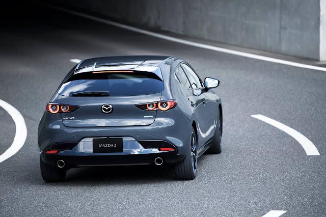 Este es el nuevo Mazda 3 2019