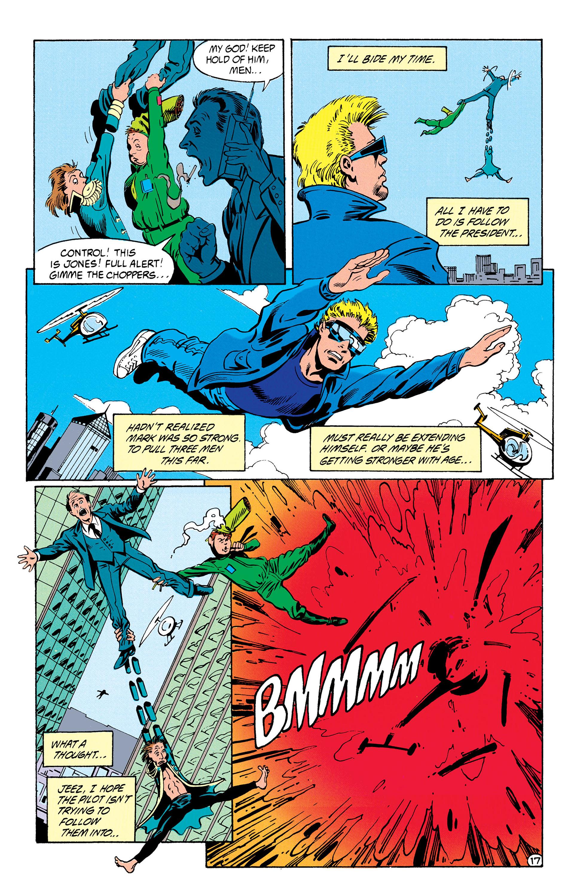 Read online Animal Man (1988) comic -  Issue #31 - 18