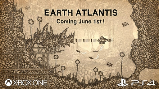 Earth Atlantis presenta un nuevo tráiler