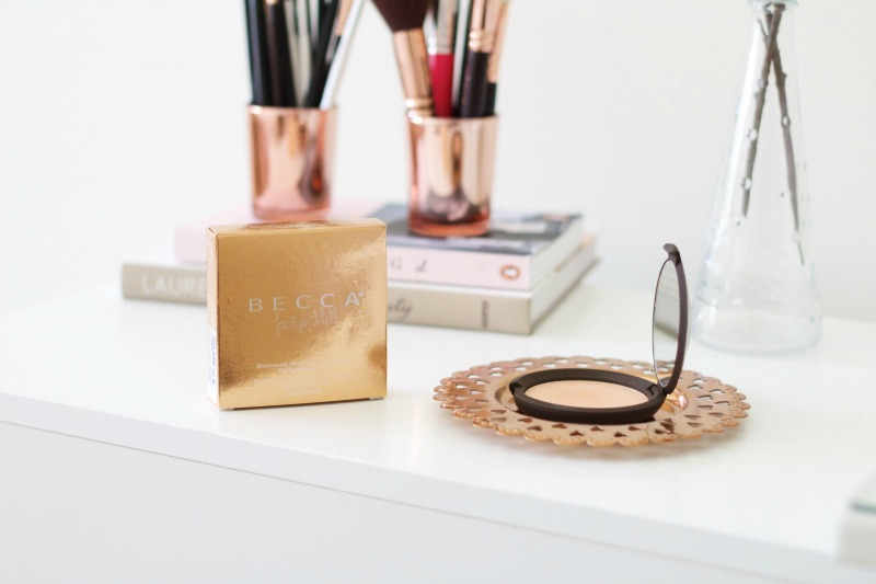 Becca Champagne Pop Highlighter review
