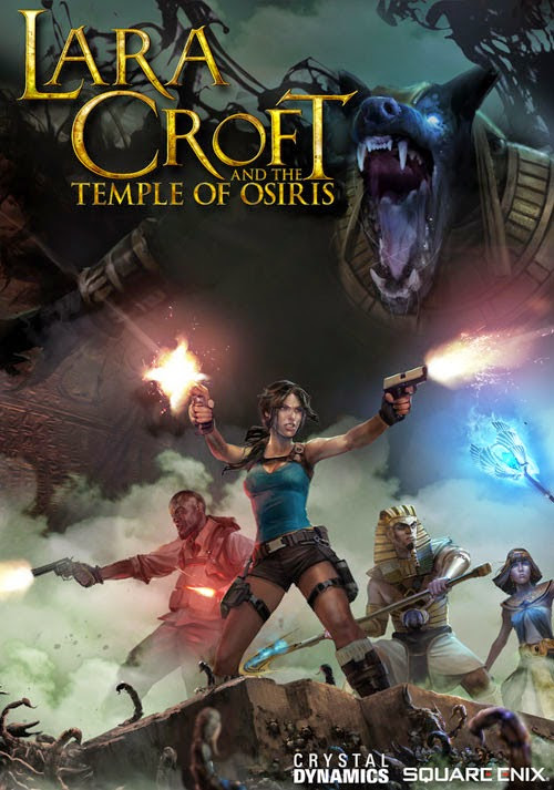 KixTech Full Games Download: Lara Croft and the Temple of Osiris Full PC Game Free Download [1.5 GB]