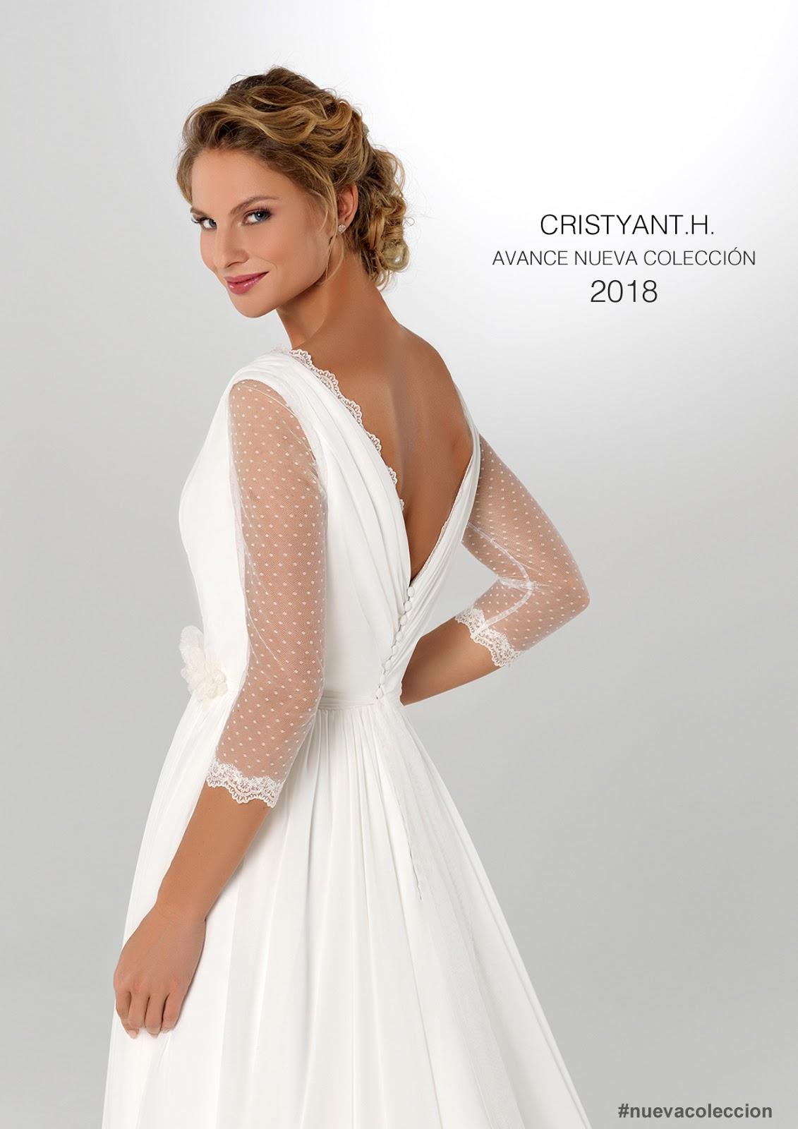 Vestido de novia h&h claudia bahamon