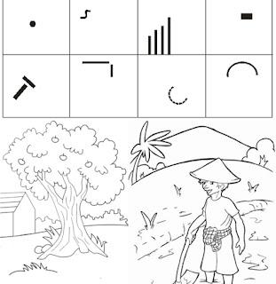 Tips-Lulus-Psikotes-Menggambar-dan-Cara-Menggambar-Orang-Pohon-Rumah
