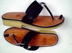 Sandal Tarumpah untuk laki laki