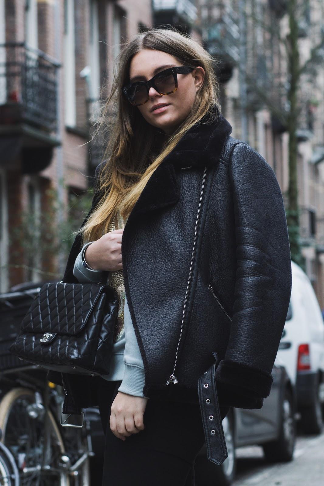 dominique, candido, blog, blogger, deau, outfit, chanel, acne studios, celine, asos, stella mccartney,