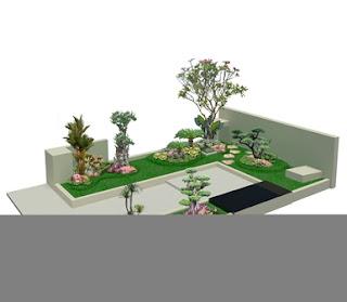Desain Taman Surabaya - tukngtamansurabaya 58