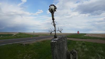 art, Montana, Saskatchewan, point of interest
