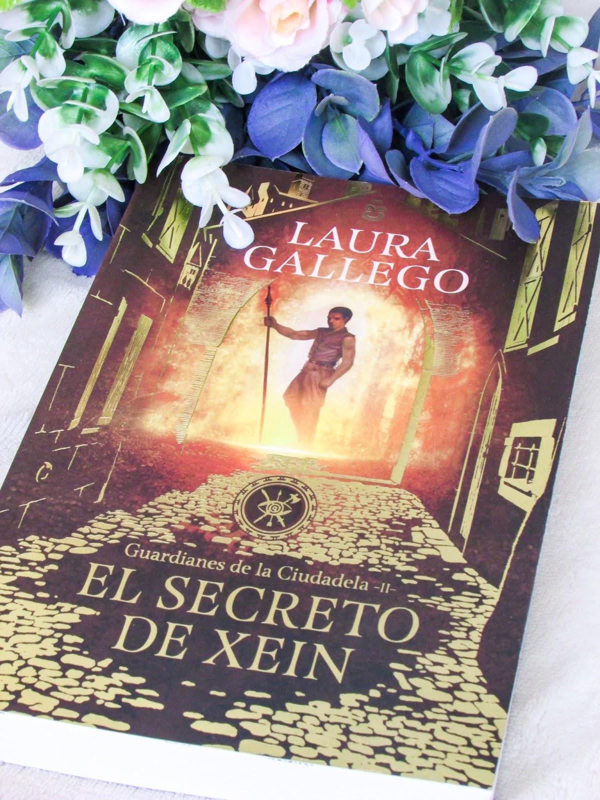 Reseña | El Secreto de Xein - Laura Gallego