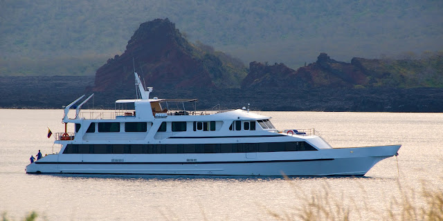 Galápagos Yates de lujo Yate Integrity