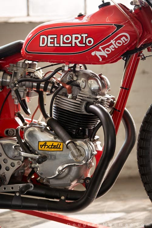 Norton Flat Tracker