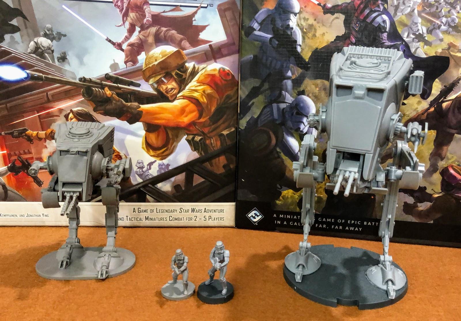 Star Wars Legion - A Wargamers Needful Things