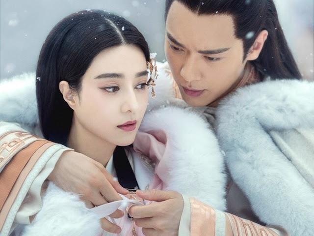 Gavin Gao Yunxiang Legend of Ba Qing