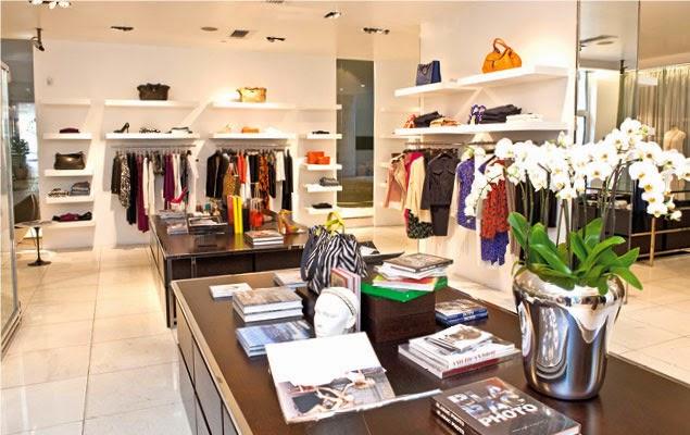Compras em lojas de grife e luxo em Lisboa