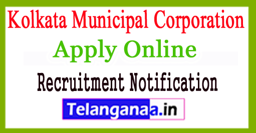 Kolkata Municipal Corporation KMC Recruitment Notification 2017 Apply