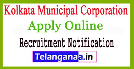 Kolkata Municipal Corporation KMC Recruitment Notification