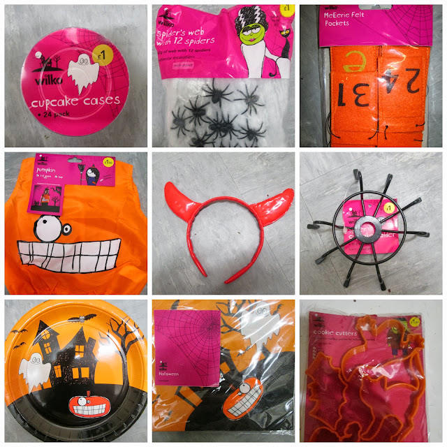 Halloween party products props and ideas