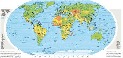 Cartina Mondo Online.Gratis Mappa Cartina Del Mondo Mappamondo Gratisoquasi Com