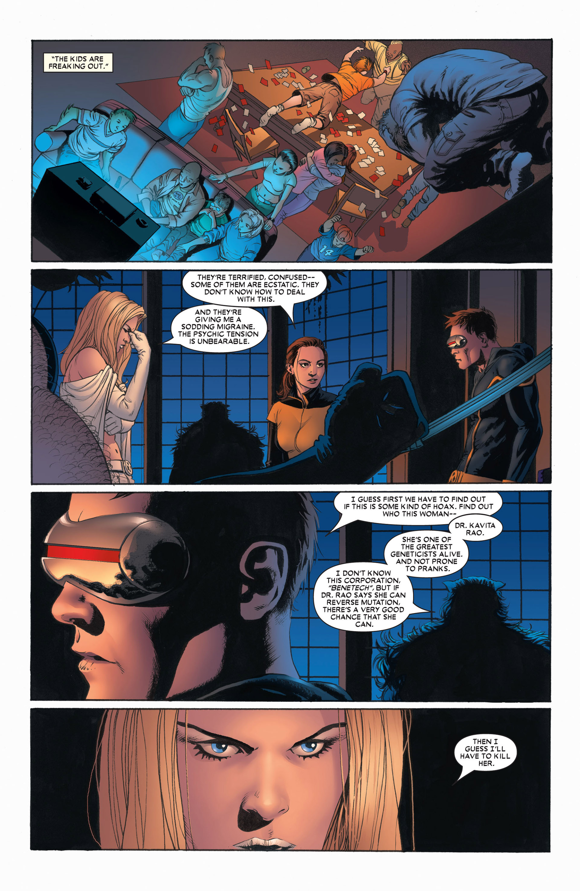 Astonishing X-Men (2004) issue 2 - Page 16