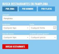 Restaurante Pamplona San Fermín 2018