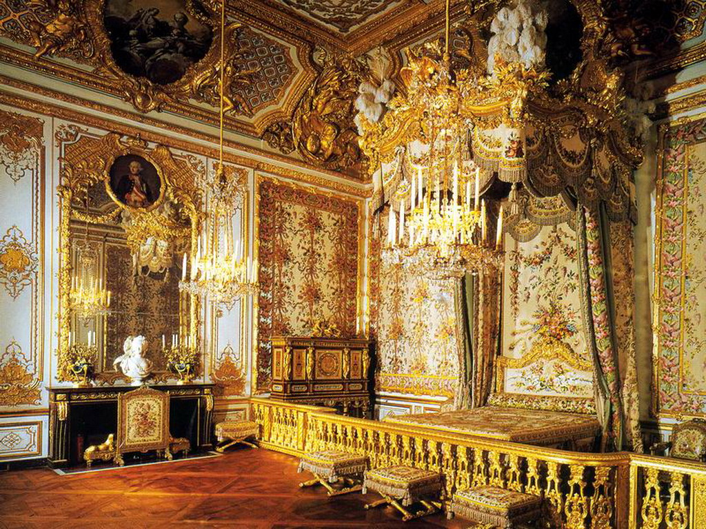 Bruno e Dedéia: Versailles