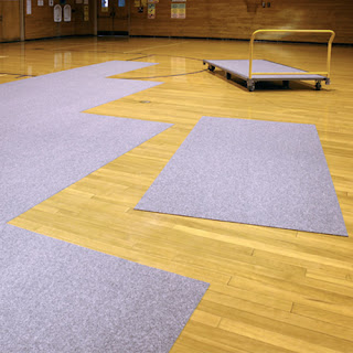 gym floor covering carpet Greatmats