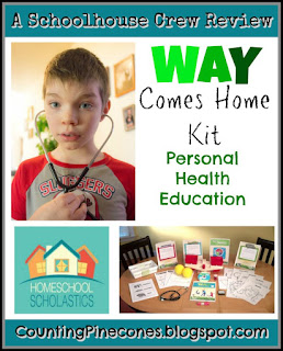 #hsreviews #WAYComesHome #HomeschoolNutrition #HomeschoolHealth